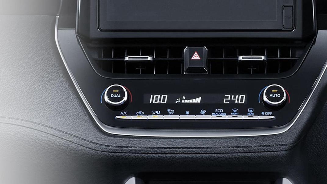 Toyota Corolla Cross Interior 005