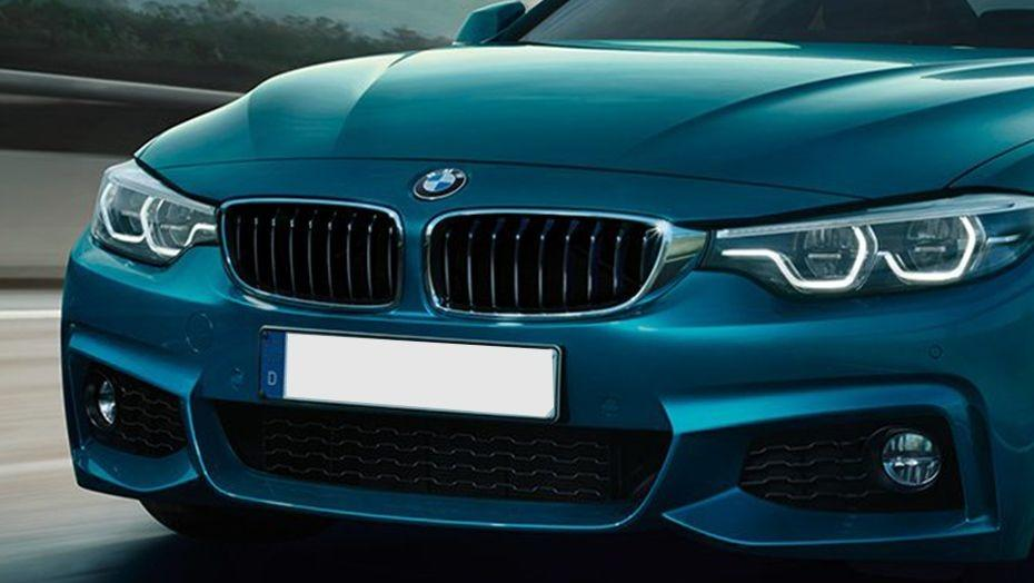 BMW 4 Series Coupe 2019 Exterior 007
