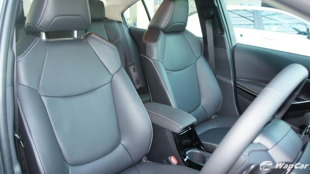 Toyota Corolla Altis 2019 Interior 026