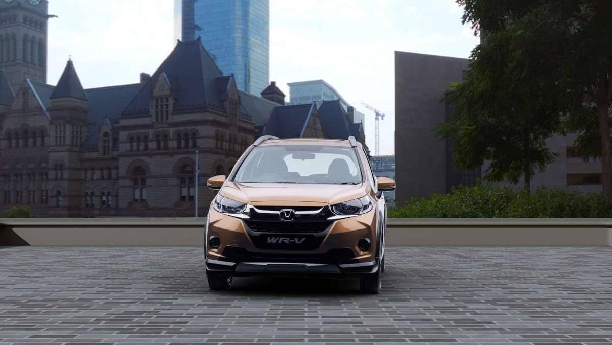 Honda WRV 2019 Exterior 008