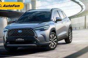 Harga Toyota Corolla Cross di Malaysia Lebih Murah, Apakah Lebih Unggul dari Versi Indonesia?