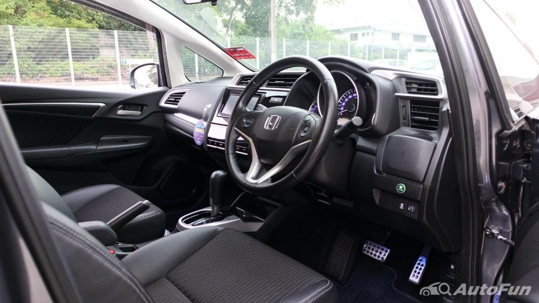 Honda Jazz 2019 Interior 002