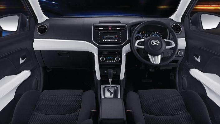 Daihatsu Terios 2019 Interior 001