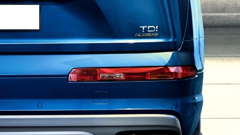 Audi Q7 2019 Exterior 012