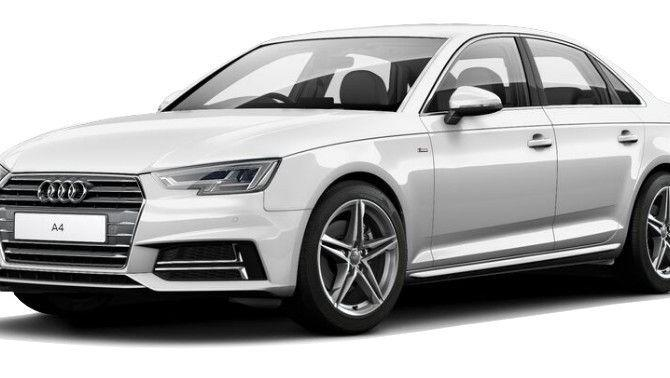 Audi A4 2019 Others 001