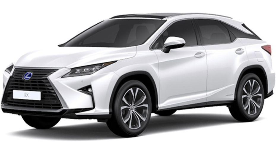 Lexus RX 2019 Others 001