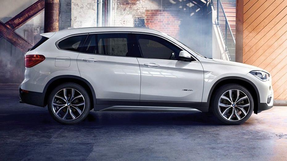 BMW X1 2019 Exterior 003