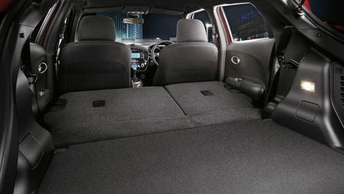 Nissan Juke 2019 Interior 009