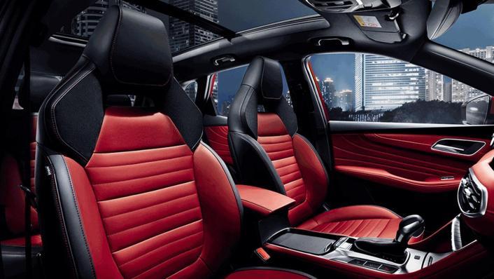 2020 MG HS Interior 004