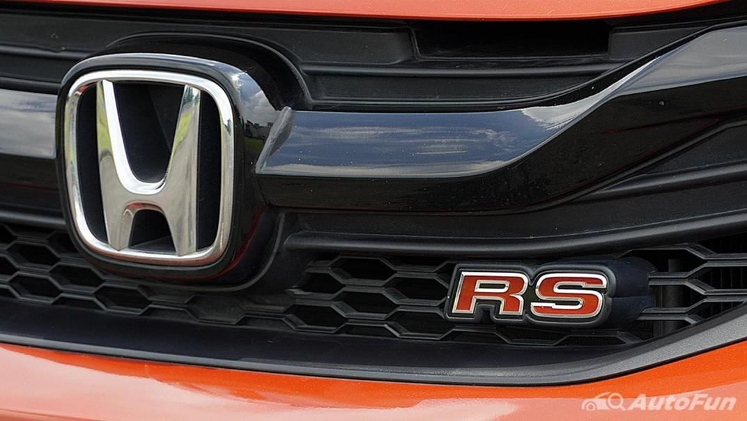 Honda Brio RS CVT Exterior 022