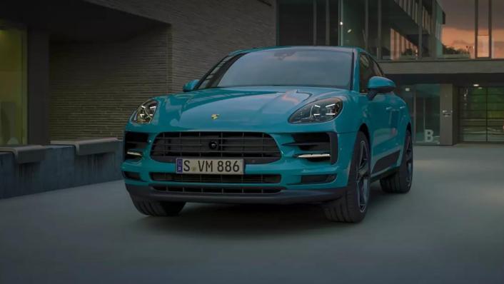 Porsche Macan 2019 Exterior 002