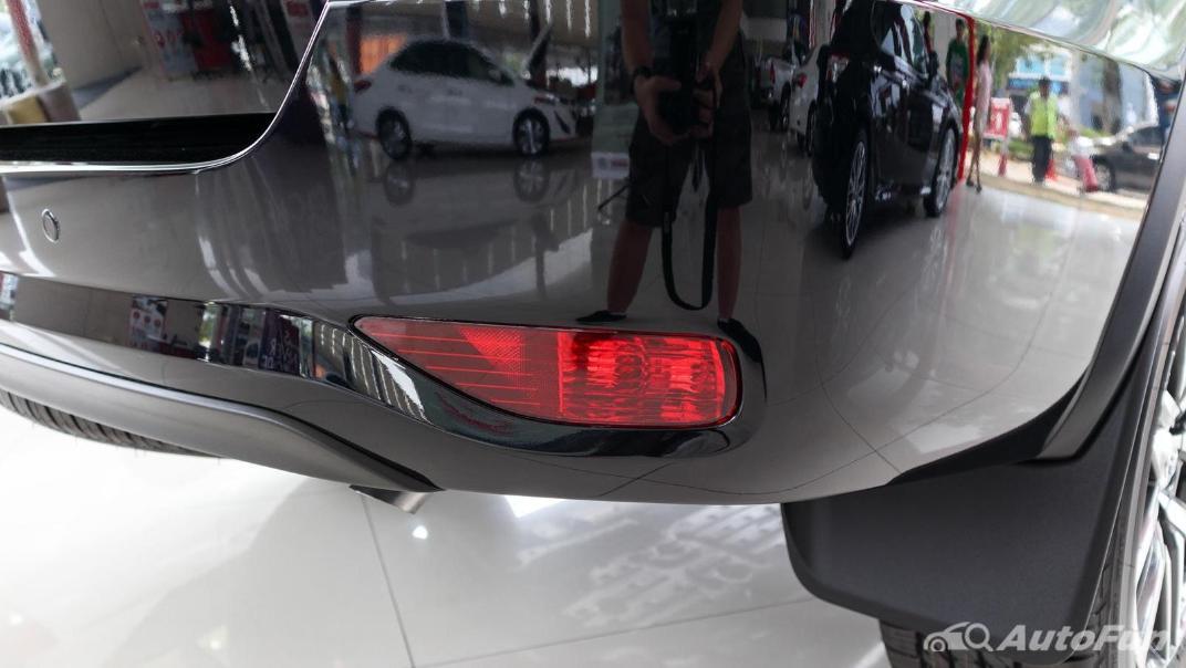 Toyota Fortuner 2019 Exterior 022