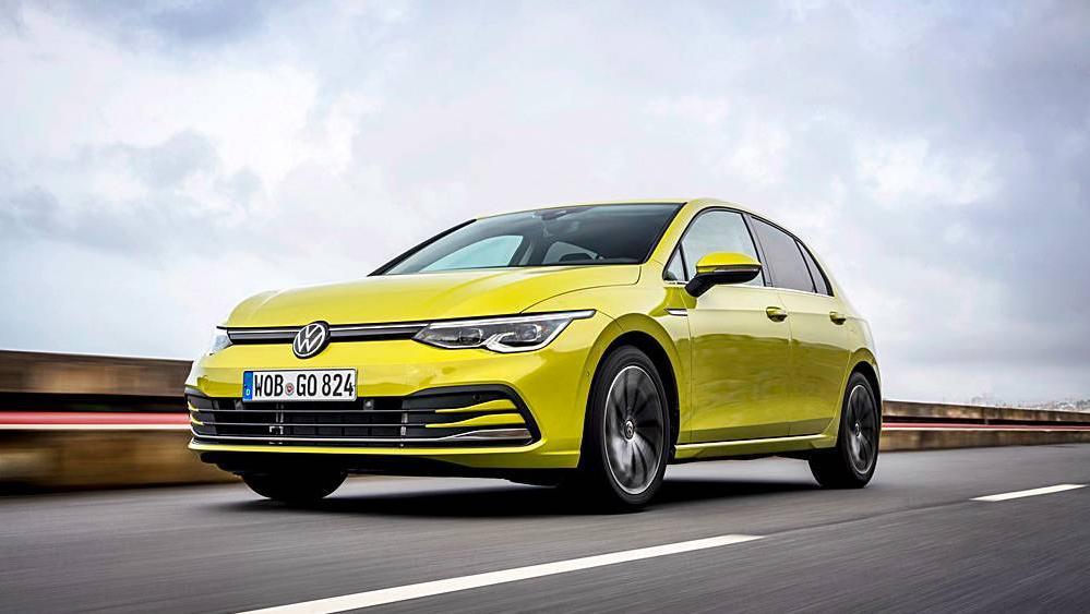 Volkswagen Golf 2019 Exterior 081