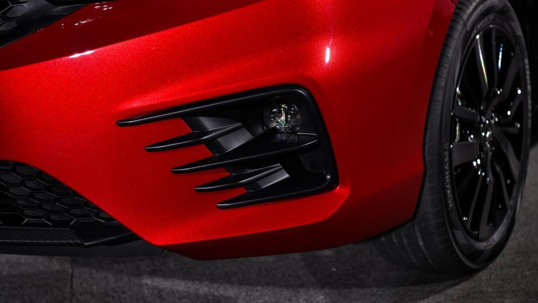 2021 Honda City Hatchback International Version Exterior 056