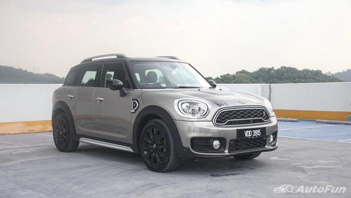 MINI Countryman Copper S Exterior 006
