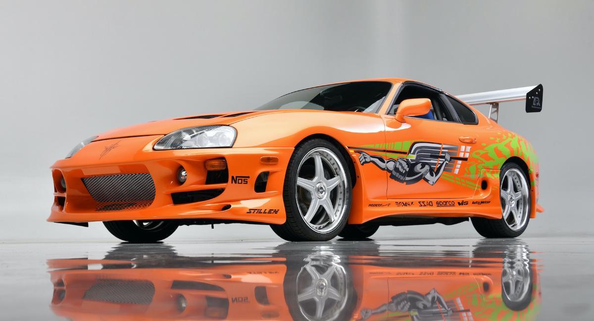 Toyota Supra yang Dikendarai Mendiang Paul Walker di Film Fast and Furious Terjual Rp7,9 Miliar. Apa yang Didapat Pembeli? 01