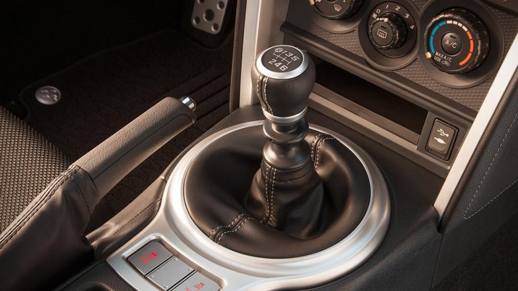 Toyota 86 2019 Interior 008