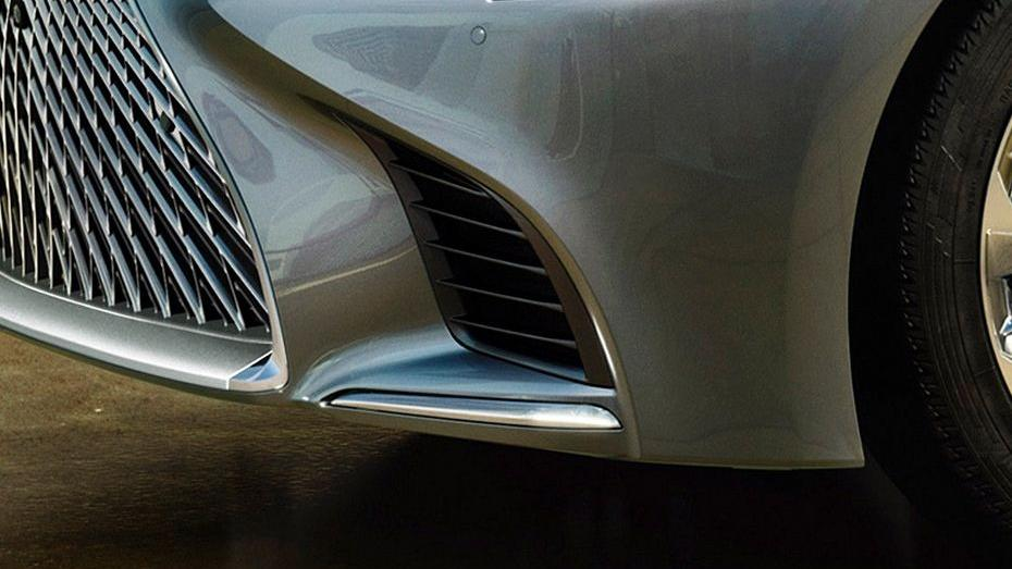 Lexus LS 2019 Exterior 012