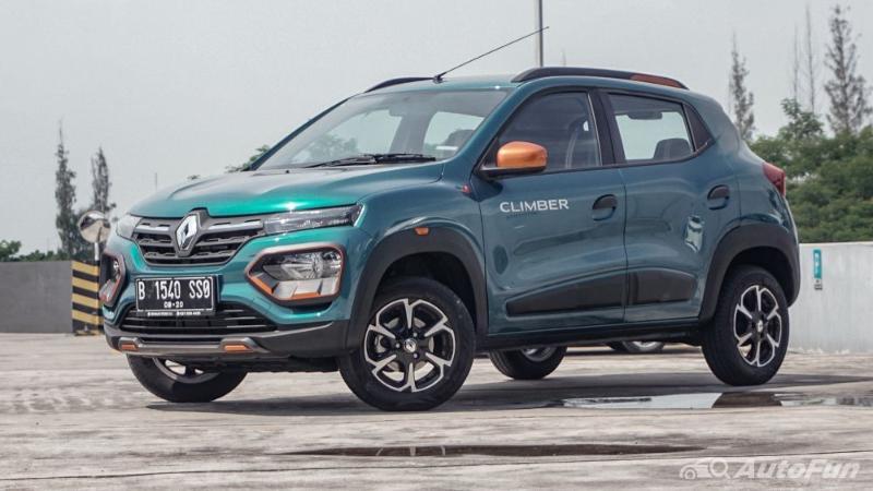 Overview Mobil: Daftar harga cicilan mobil 2020 All New Renault Kwid harga dan eksterior 02