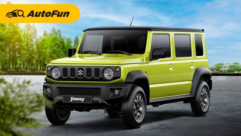Prediksi Mobil Baru 2022: Ada Suzuki Jimny 5 Pintu dan Nissan X-Trail Baru 01