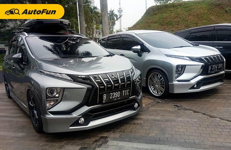 Mitsubishi Xpander Modifikasi