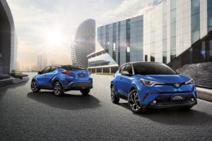 Buat Lawan Honda HR-V Baru, Toyota C-HR 2021 Ganti Kulit dan Lebih Canggih