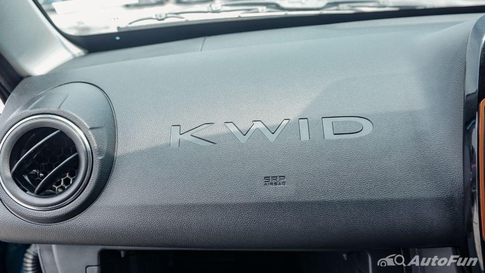 Renault Kwid 2019 Interior 035