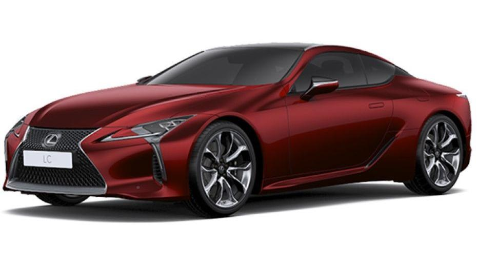 Lexus LC 2019 Others 009