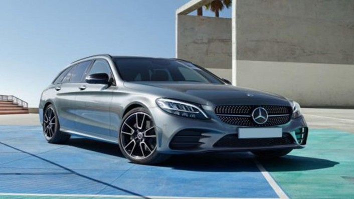 Mercedes-Benz C-Class Estate 2019 Exterior 003