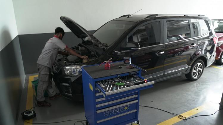 Biaya Service Wuling Confero Facelift Vs Toyota Calya 2021 Sampai 100 Ribu Km, Merek China Berani Lebih Murah 02