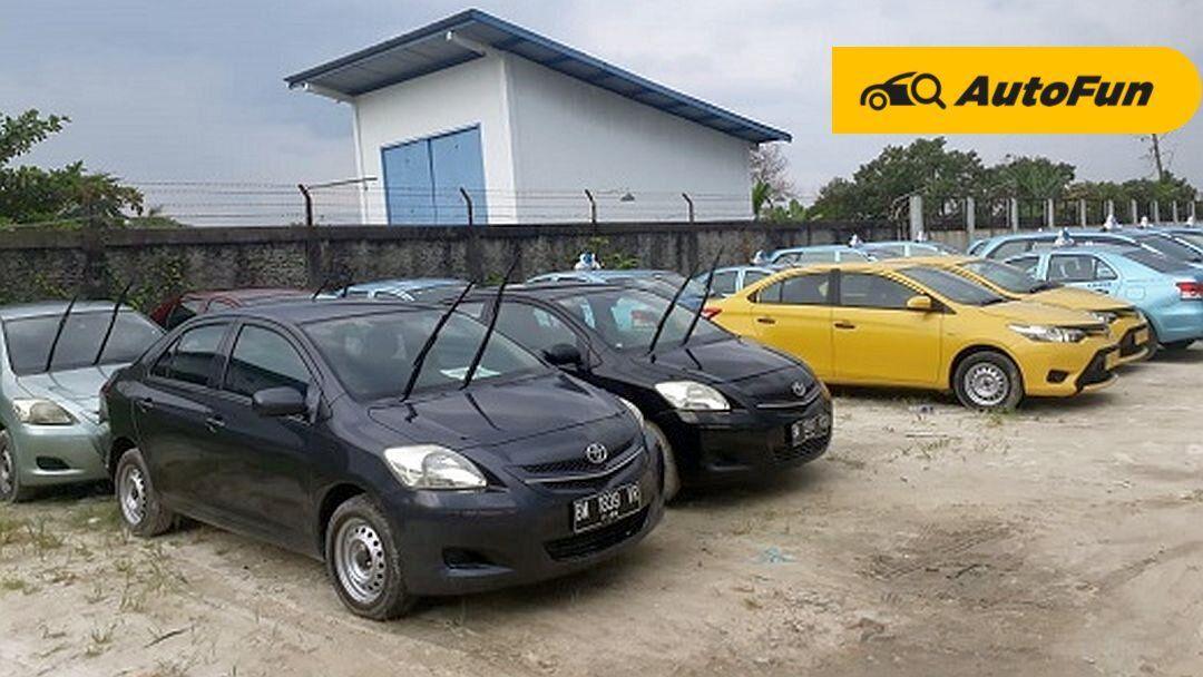Beli Mobil Bekas Taksi Toyota Vios Cuma Rp 80 Jutaan Dapat Mulus Autofun