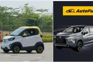 Mobil Baru yang Akan Meluncur di GIIAS 2021, Mulai Dari Mitsubishi Xpander 2022 Sampai Mobil Listrik Wuling (Part 2)