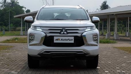 2021 Mitsubishi Pajero Sport Dakar Ultimate 4x4 AT Daftar Harga, Gambar, Spesifikasi, Promo, FAQ, Review & Berita di Indonesia | Autofun