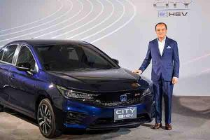 Sport Hybrid Intelligent Multi-Mode Drive (i-MMD) dan Ultra Seat Jadi Senjata Honda City Hatchback E:HEV
