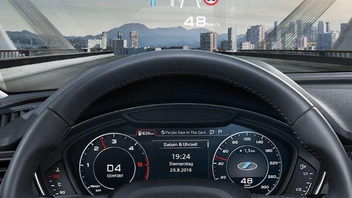 Audi Q5 2019 Interior 005