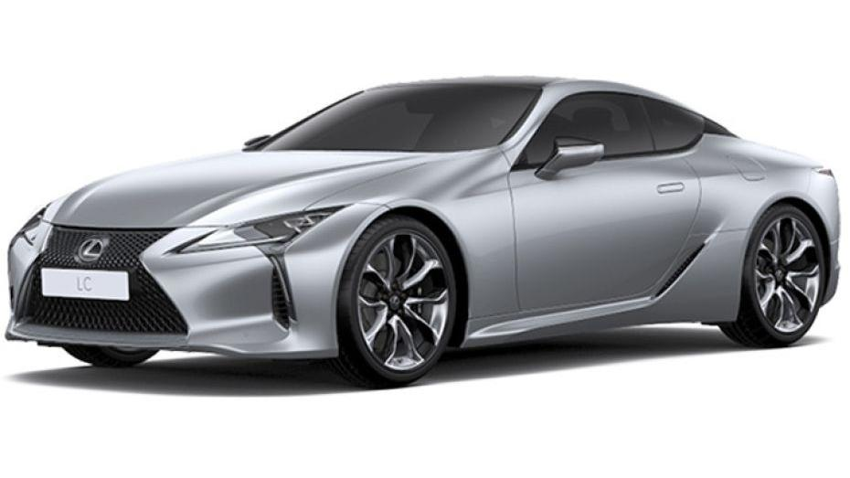 Lexus LC 2019 Others 002