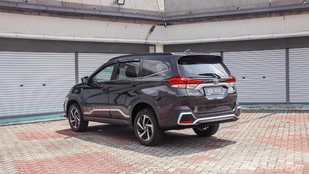 Toyota Rush 2019 Exterior 008