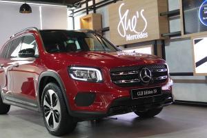 Mercedes-Benz Launching GLB 50 Edition yang Dibuat Terbatas, Simak Perbedaannya dengan Versi Biasa