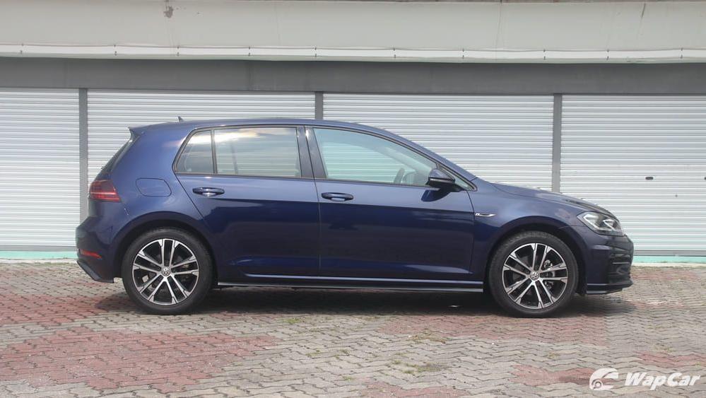 Volkswagen Golf 2019 Exterior 004