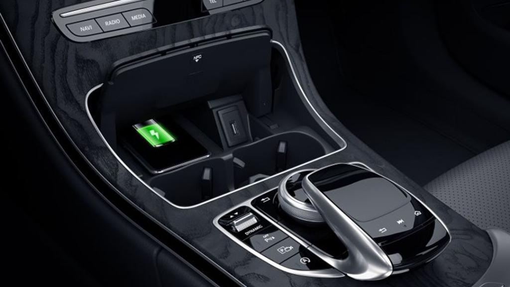 Mercedes-Benz C-Class Coupe 2019 Interior 005