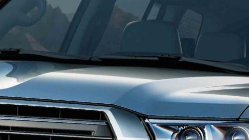 Toyota Land Cruiser 2019 Exterior 009