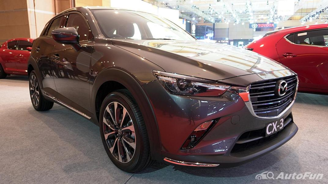 2021 Mazda CX-3 Exterior 002