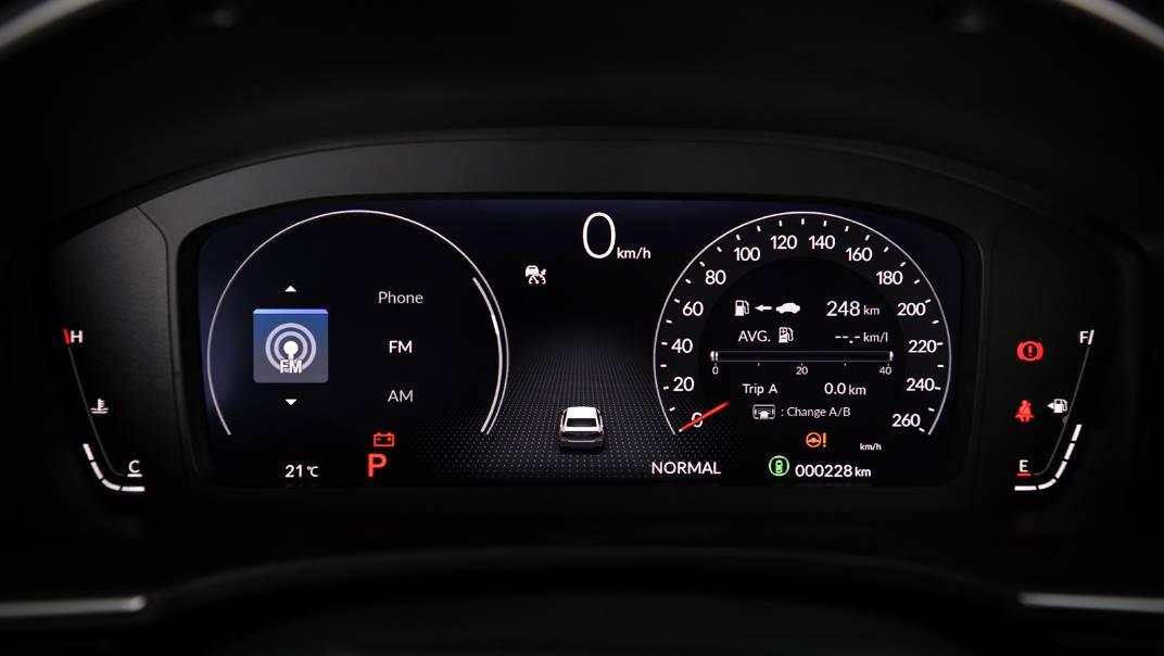 2022 Honda Civic Upcoming Version Interior 028