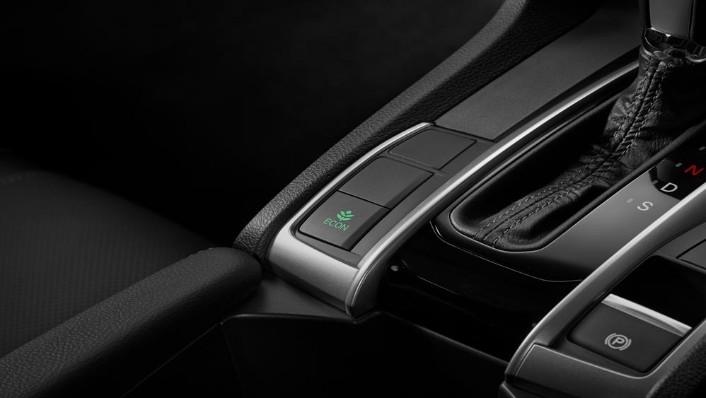 Honda Civic Hatchback 2019 Interior 008