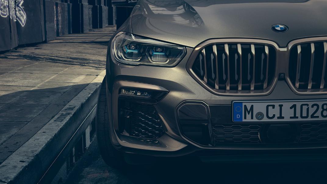 BMW X6 2019 Exterior 008