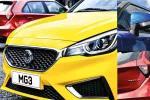 Jadi Pesaing Honda Brio, Apakah MG3 Akan Meluncur di GIIAS 2021?