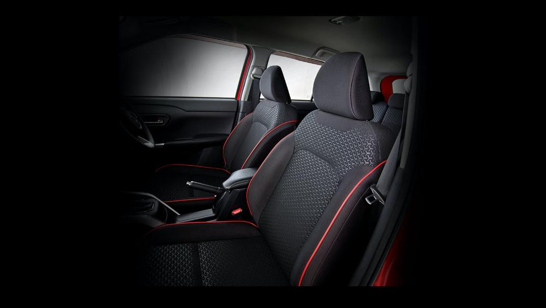2021 Daihatsu Rocky Interior 006