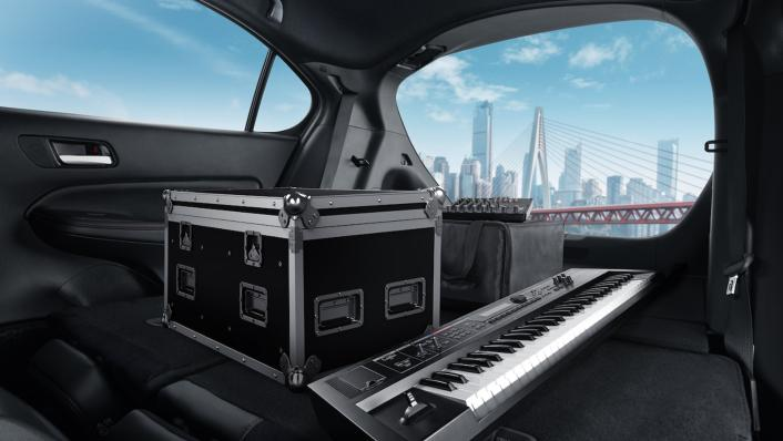 2021 Honda City Hatchback Interior 009