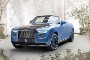 Jay Z dan Beyonce Punya Rolls Royce Boat Tail yang Harganya Setara 2.225 Unit Daihatsu Sigra Tipe Tertinggi