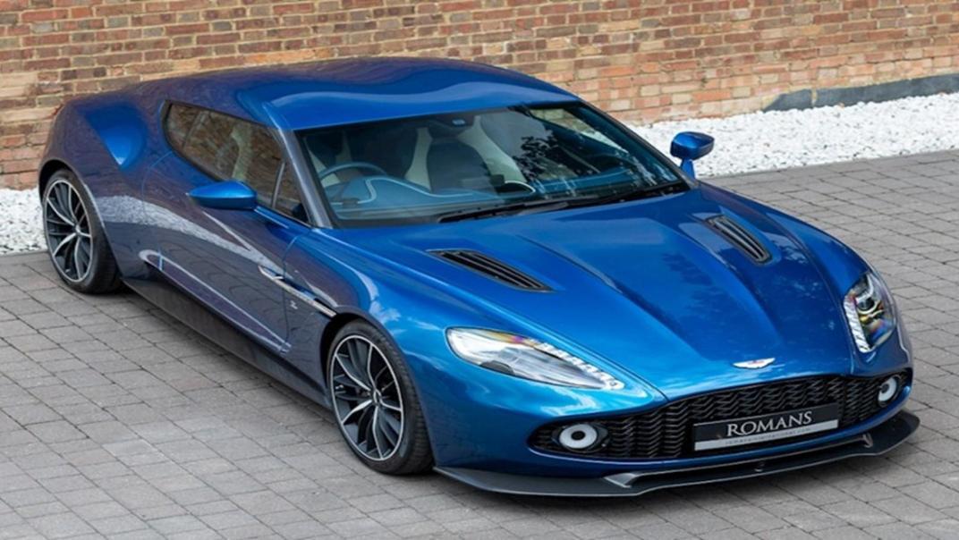 Aston Martin Vanquish 2019 Exterior 003
